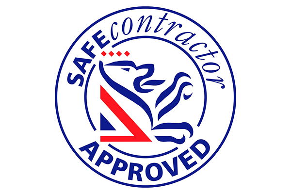 The Safe Contractor Approved Logo